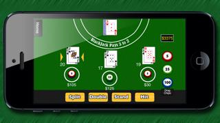 5 in-1 BlackJack (Free) screenshot one