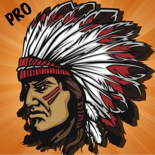 American Indian Tribe Jumper - Brave Eagle Shooter & Running Battle Pro