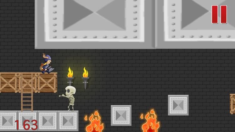 Fantasy Dungeon Kingdom World Game - The Dark And Medieval Legend screenshot-3