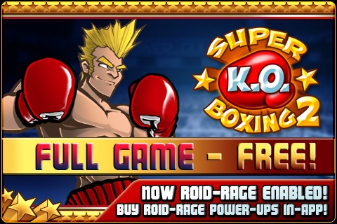 Super KO Boxing 2 Free screenshot-0