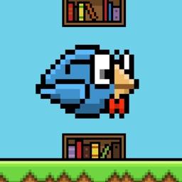 Flying Nerd Bird