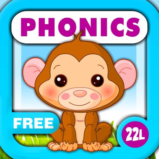 Abby Phonics: Kindergarten Reading Adventure for Toddler Loves Train