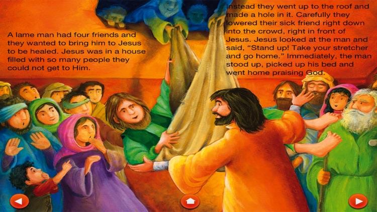 First bible stories screenshot-3