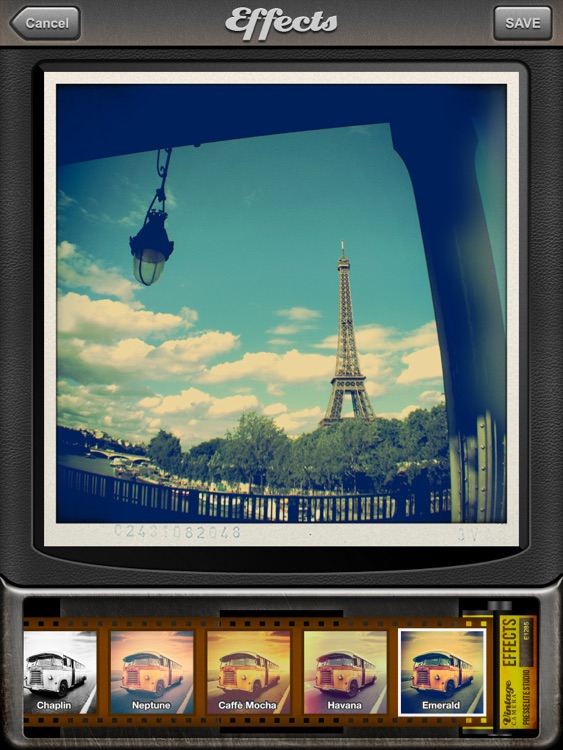 Vintage Camera Pro for iPad screenshot-4