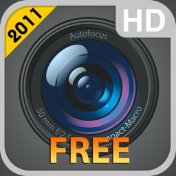 Camera PRO LITE for iPad 2