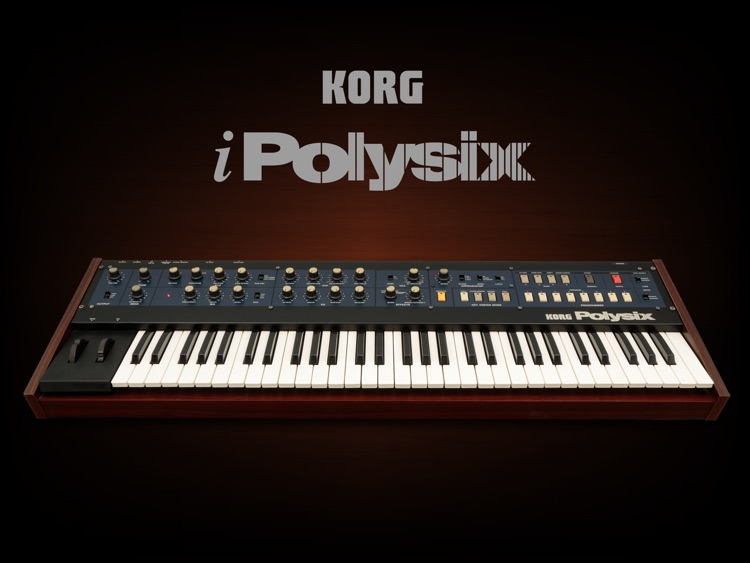 KORG iPolysix for iPad screenshot-4