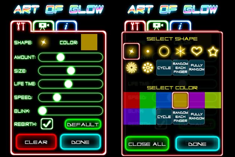 Art Of Glow - Pro screenshot-3
