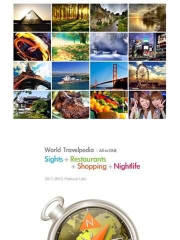 World Travelpedia - ALL-IN-ONE Screenshot