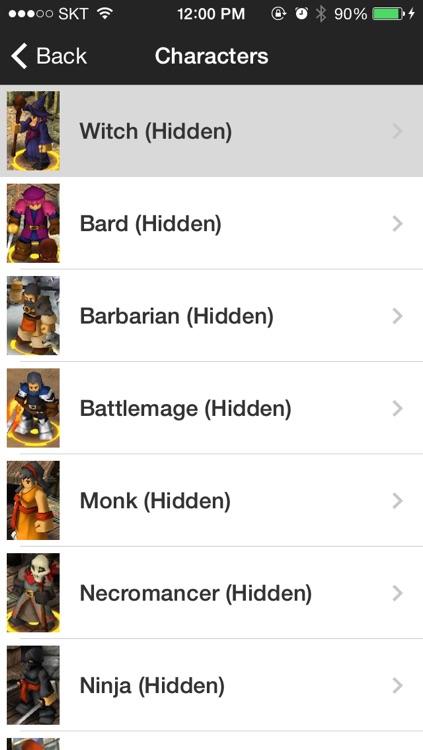 Guide for Battleheart Legacy - skill tree, tutorial, tips, hidden characters screenshot-3