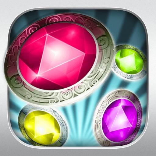 Jewel Boom World Edition - Match-3 Candy And Bubble Blaze Adventure