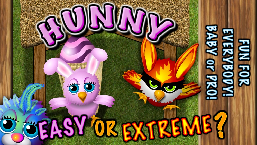!HUNNY – cute action runner fun game Cheat Codes