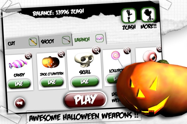 Paper Zombie Screenshot