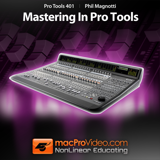 Course For Mastering In Pro Tools