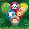 Baby Jungle Balloon Pop