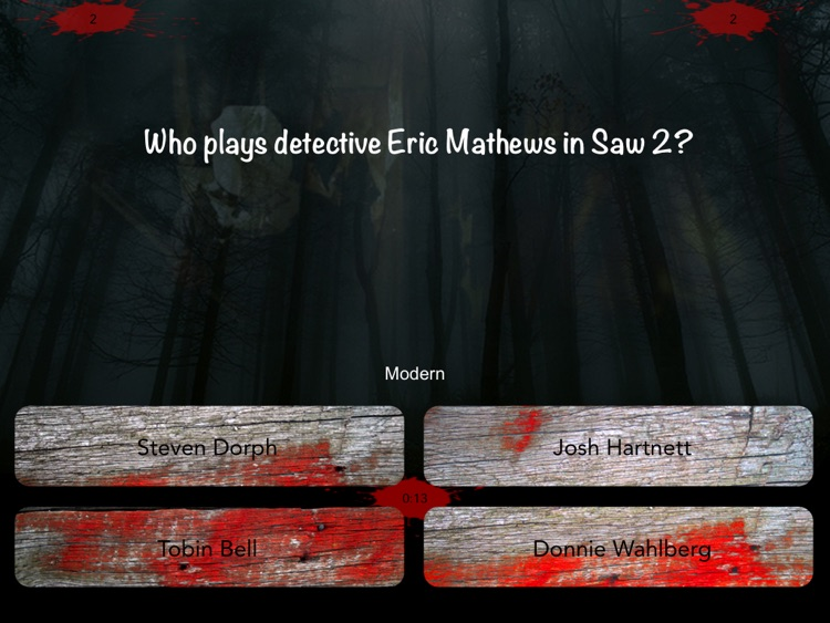 Horror Movie Nightmares Trivia HD