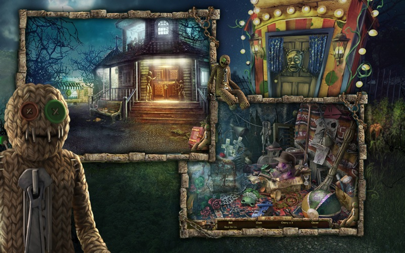 Screenshot #4 for Stray Souls: Dollhouse Story Collector's Edition