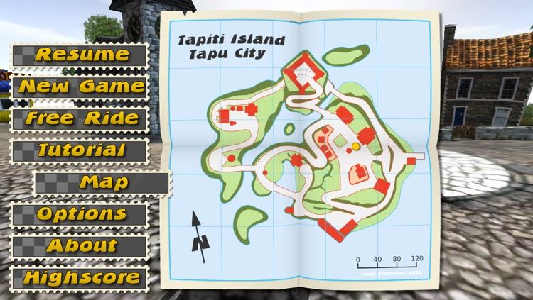 Parcel Panic - Post Car Racer 3D screenshot-4