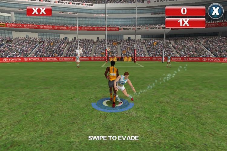 AFL: Mini Games screenshot-3
