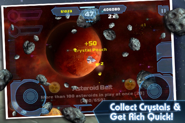 Asteroids: Gunner screenshot-0