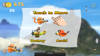 Airplane Cats vs Rats FREE - Tiny Flying Angry Air Battle Game screenshot four