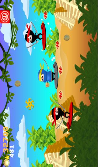 A Temple Ninja Race - Pro Adventure Gameのおすすめ画像2