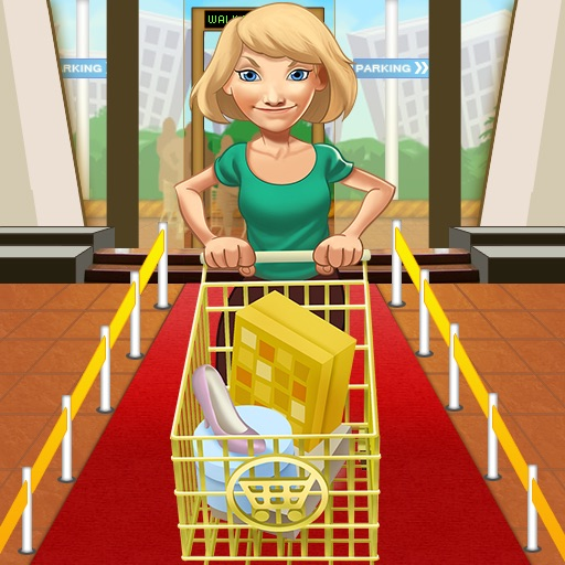 Shopping Madness icon