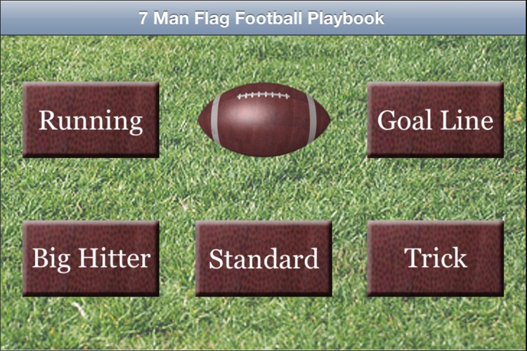 7 Man Flag Football Playbook
