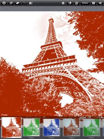 Screenshot #3 for XnView Photo Fx Editor