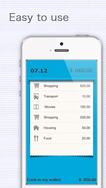 Spending Tracker & Wallet Management - Expense Tracker, Budget Management, Spending Log