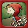 Little Red Riding Hood - Cards Match Game - Jigsaw Puzzle - Book (Lite)