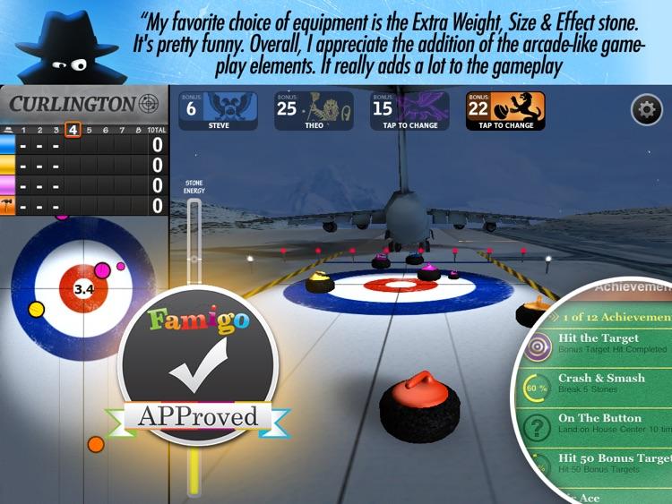 Curlington HD screenshot-3