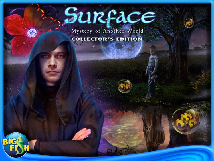 Surface: Mystery of Another World Collector's Edition HD