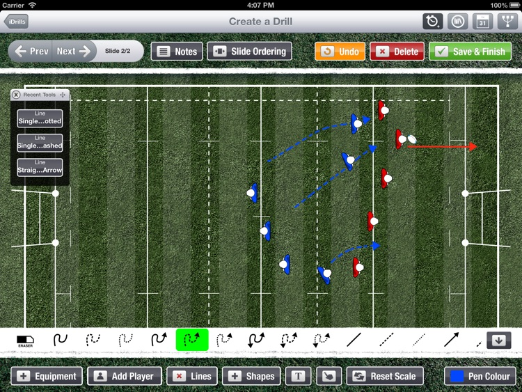 i-Drills Rugby screenshot-1