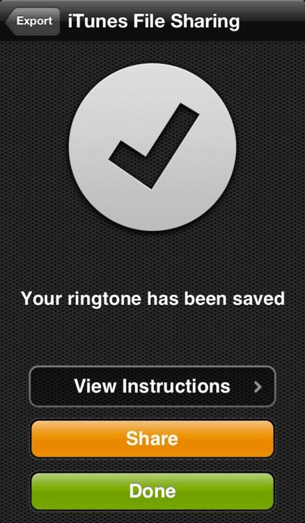 Ringer - Ringtone Maker screenshot-3