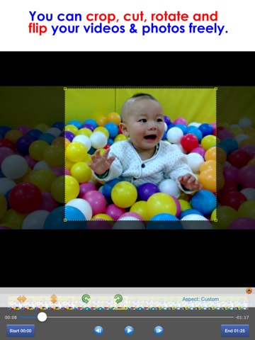 Videos in Video Screenshot