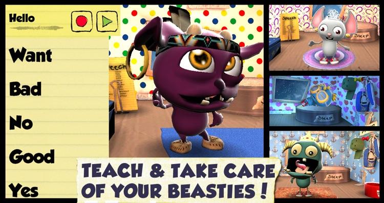 The Beasties: Hello World screenshot-3