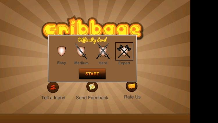 Royal Cribbage Lite screenshot-4