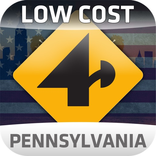 Nav4D Pennsylvania @ LOW COST icon