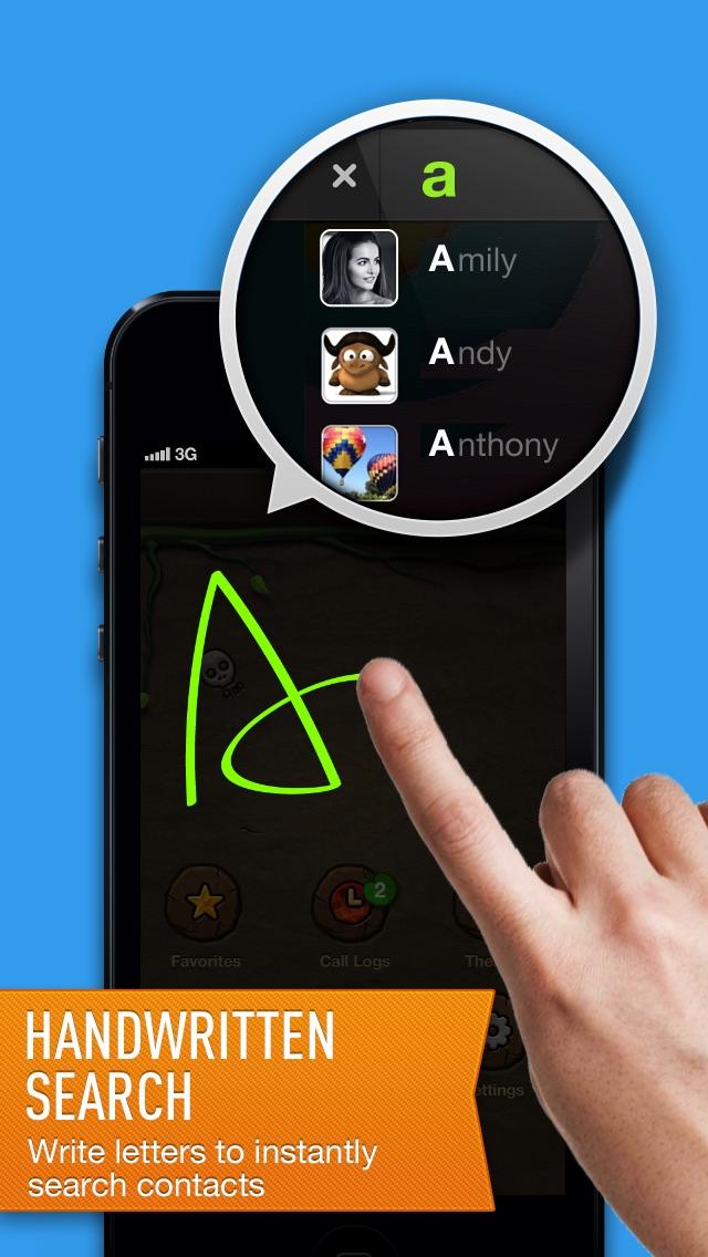 カラーPhone Pro screenshot1