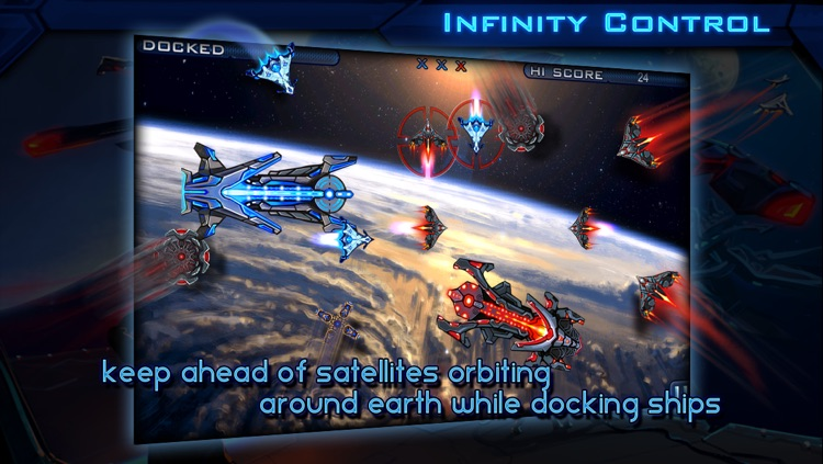 Infinity Control: Starseed screenshot-1