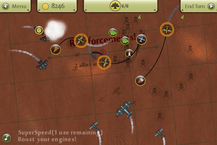 Steambirds: Survival screenshot-3