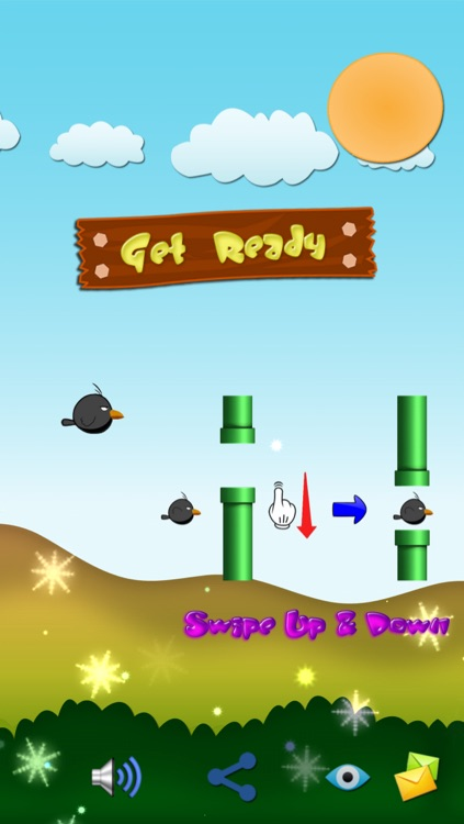Flappy Pipe - Let Flying Bird Pass!