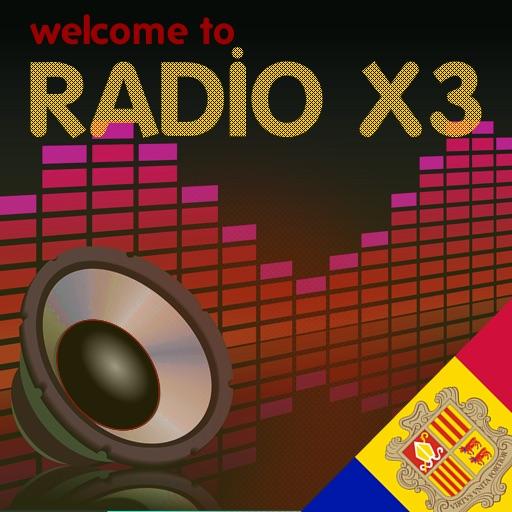 X3 Andorra Radio - Les ràdios d'Andorra