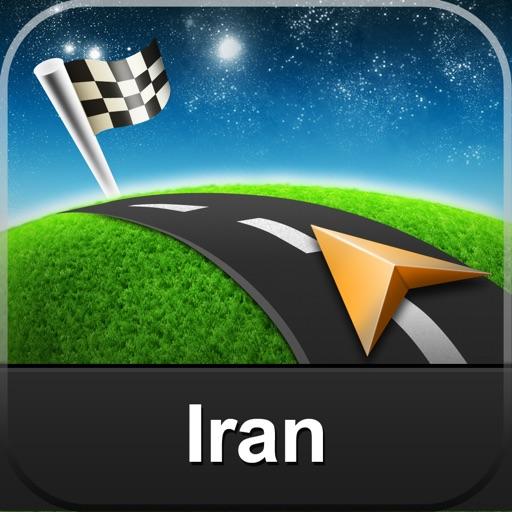 Sygic Iran: GPS Navigation app logo