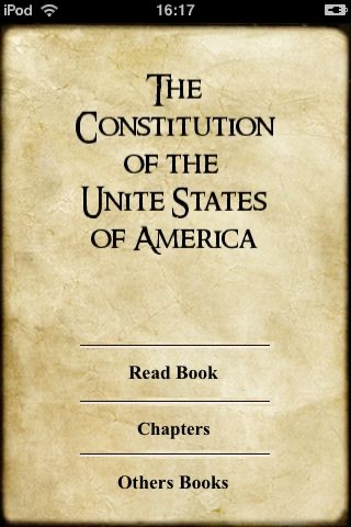 The Constitution of the United States of America screenshot-3