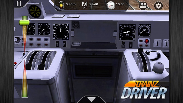 Trainz Driver - train driving game and realistic railroad simulator screenshot-3