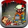 Dead Killer Zombie People Grab - Money & Head Race In Dirt Free