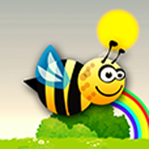Flapping Bee