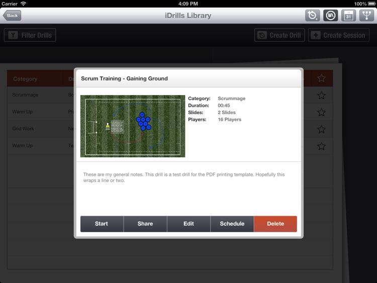 i-Drills Rugby screenshot-3