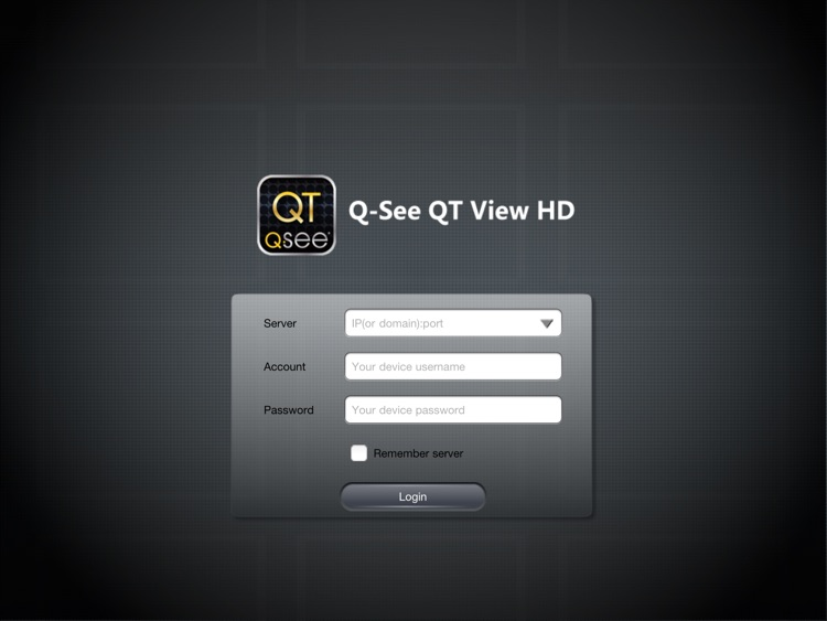 Q-See QT View HD